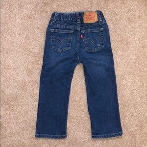 Baby Boy Levi Jeans